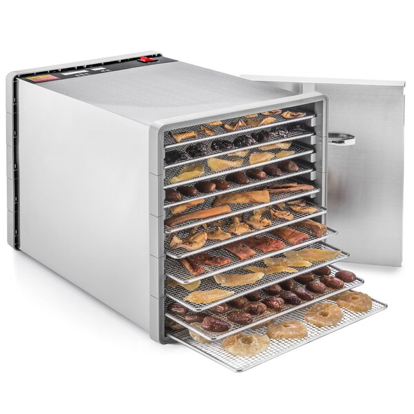 10 Tray Dehydra Food Dehydrator by STX International