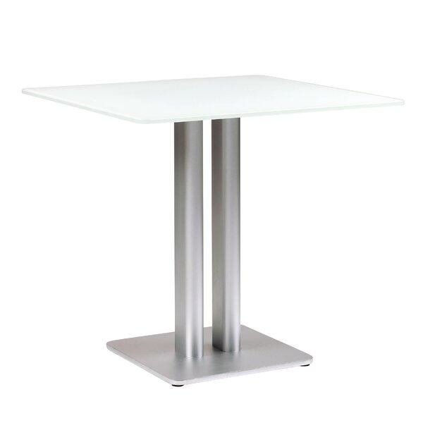 Glass  Bistro Table by Brayden Studio