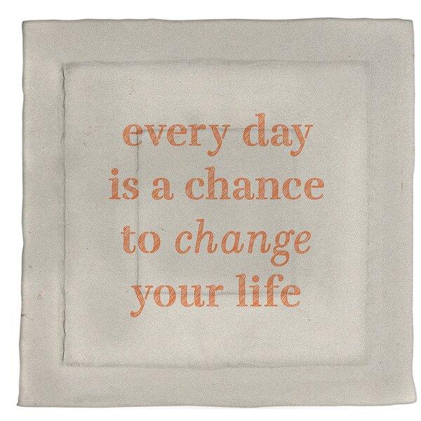 Change Your Life Single ReversibleComforter