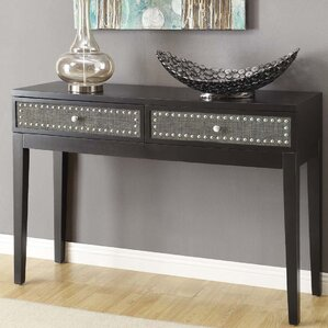 Nahlia Console Table by Bloomsbury Market