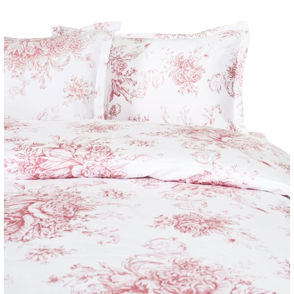 Emerald 2 Piece Duvet Cover Set by Ophelia & Co.