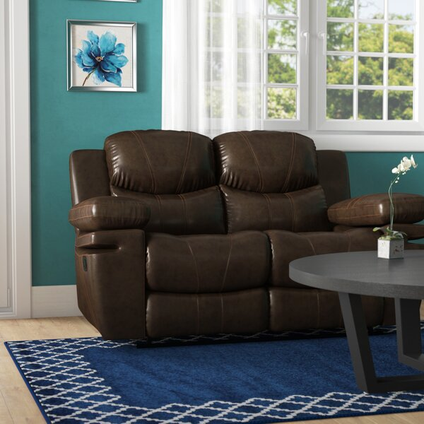 Check Out Our Selection Of New Litchfield Reclining Loveseat by Red Barrel Studio by Red Barrel Studio