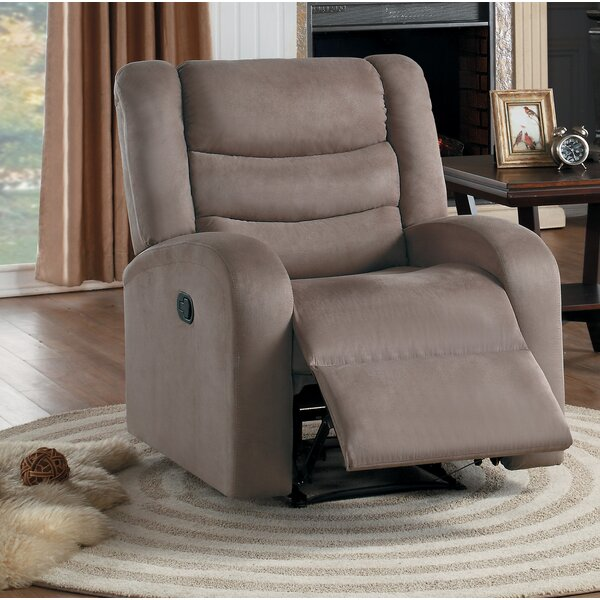 Farleigh Hungerford Manual Recliner by Red Barrel Studio