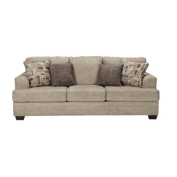 Mariel Queen Sleeper Sofa by Millwood Pines