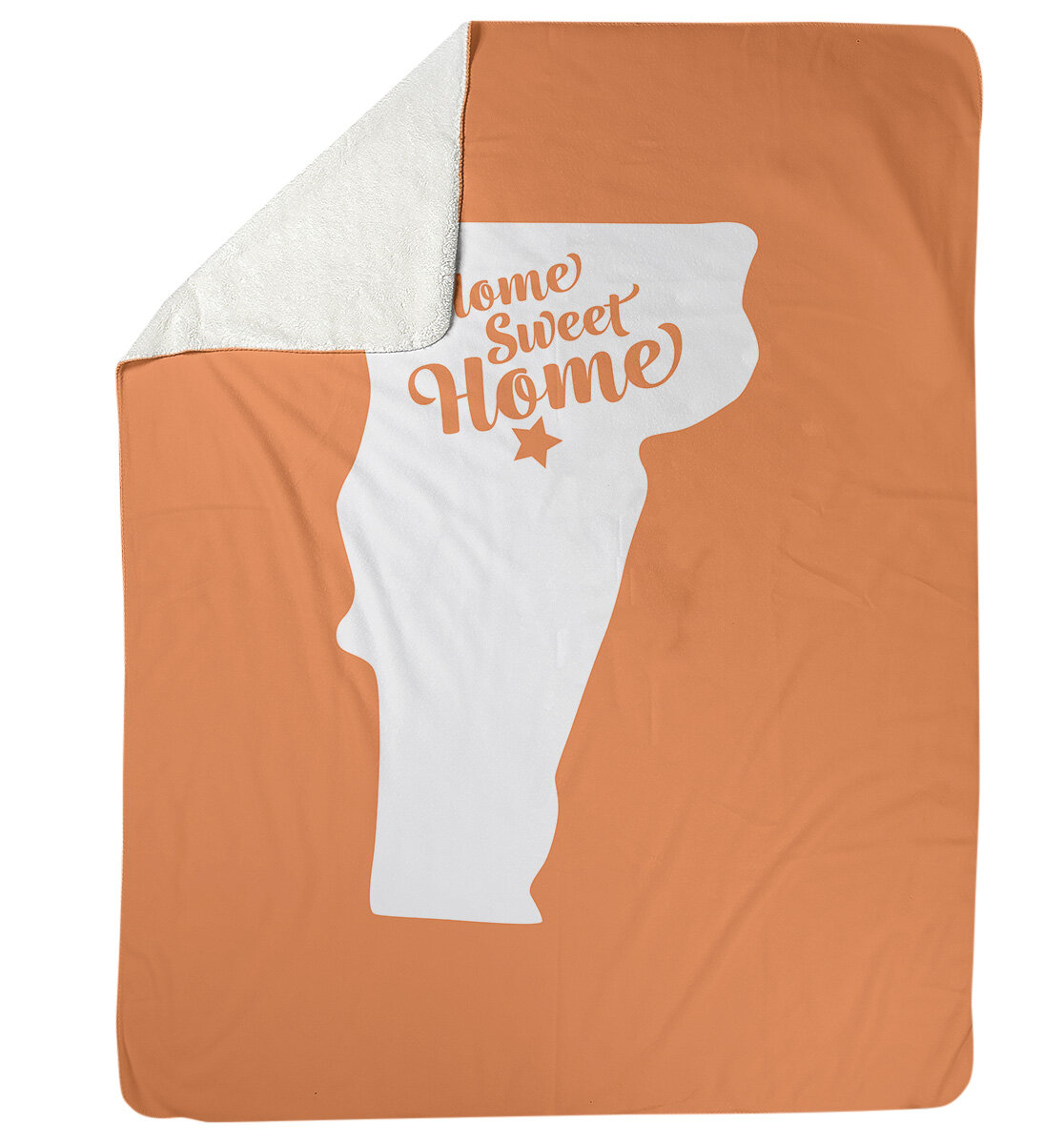 Made In The Usa Orange Blankets Throws You Ll Love In 2021 Wayfair
