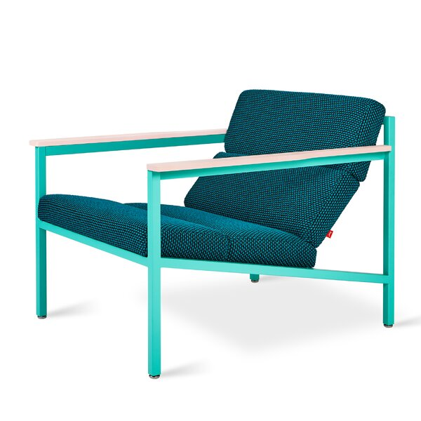 Halifax Chair Gus* X Luum Violet Pop Chatoyant by Gus* Modern Gus* Modern