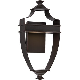 Spruell 1-Light Outdoor Sconce By Darby Home Co Outdoor Lighting