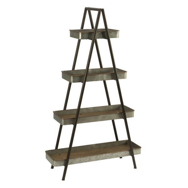 Four Shelf Ladder Display by Tripar