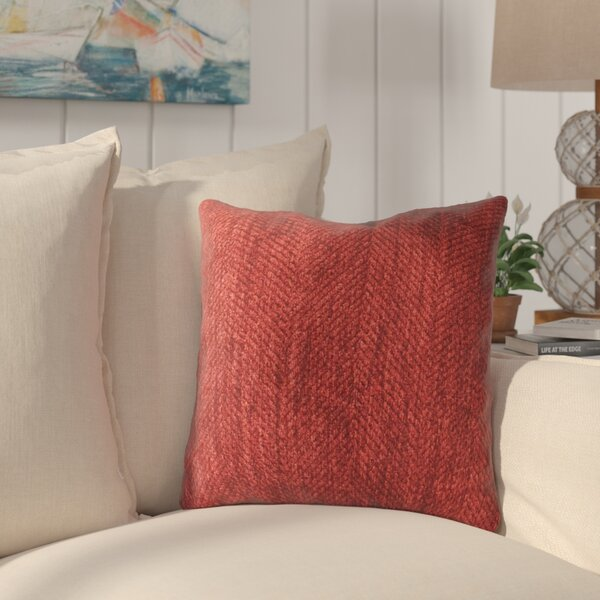 Cavitt Luxury Throw Pillow by Longshore Tides