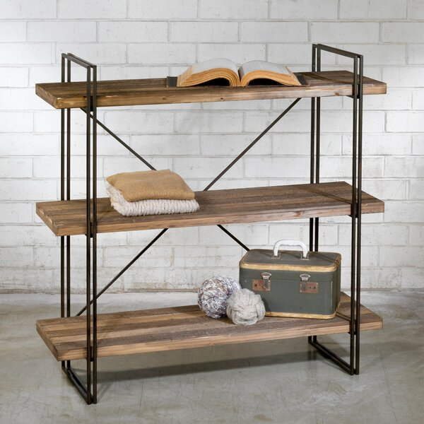 Schlegel Etagere Bookcase by Williston Forge