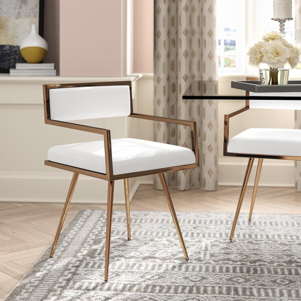 Jayleen Upholstered Arm Chair By Willa Arlo Interiors