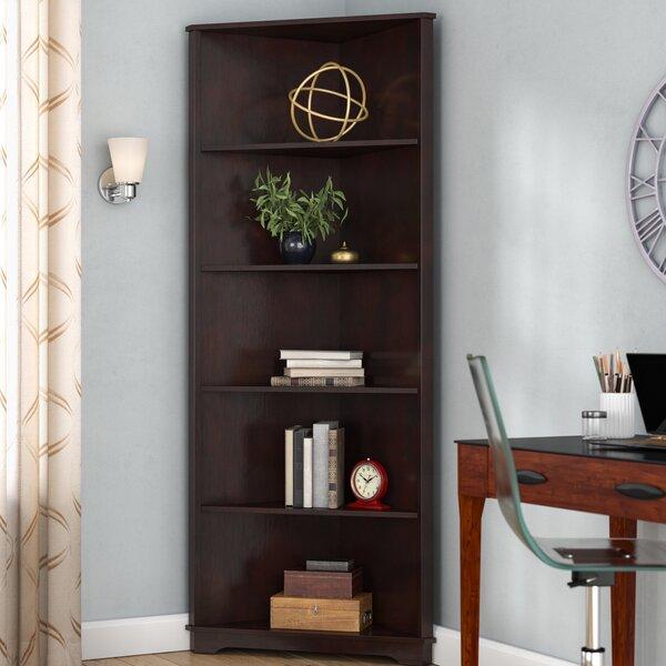 Tauranac Corner Bookcase by Red Barrel Studio