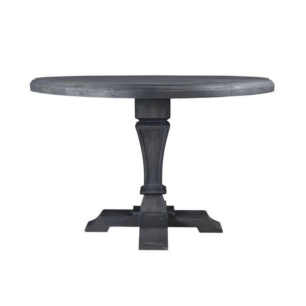 Cheyenne Solid Wood Dining Table by Gracie Oaks