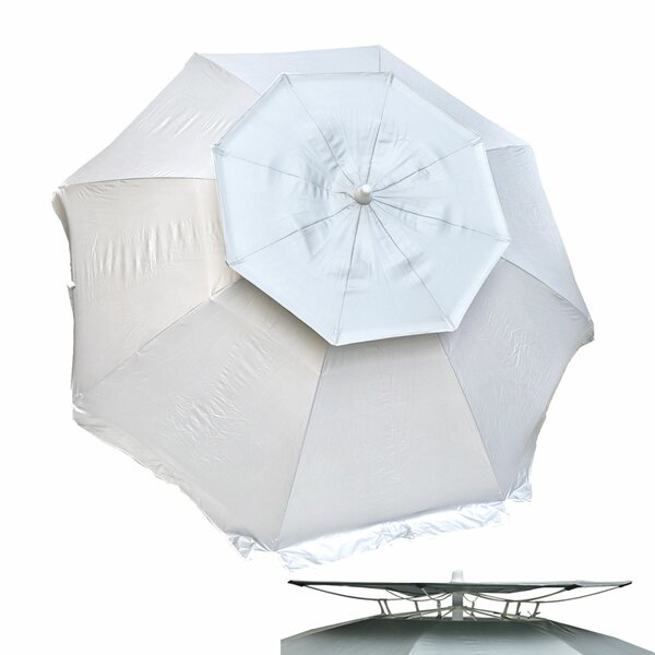 Genao 6' Beach Umbrella by Highland Dunes Highland Dunes