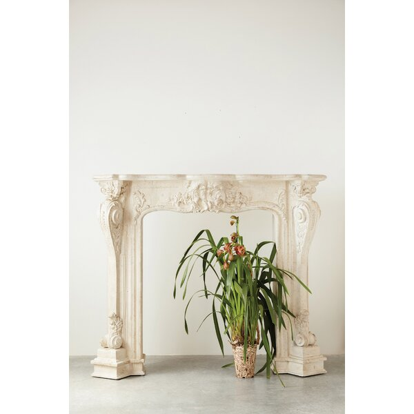 Decorative Fireplace Surround By Creative Co-Op