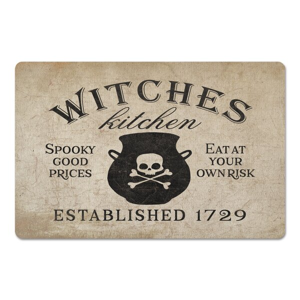 Stockell Witches Kitchen Mat
