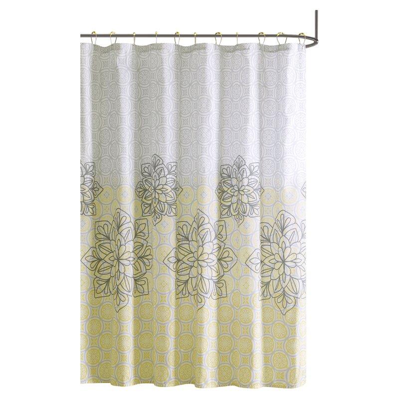 Alaysia 13 Piece Shower Curtain Set & Reviews | AllModern