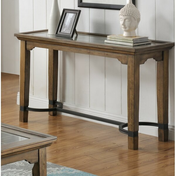 Wooster Console Table by Gracie Oaks