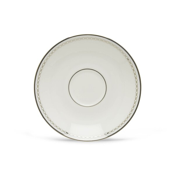 Pearl Platinum 5.75 Saucer (Set of 2) by Lenox