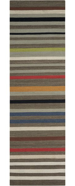 Griot Handmade Poppy Seed Area Rug by Kathy Ireland Home