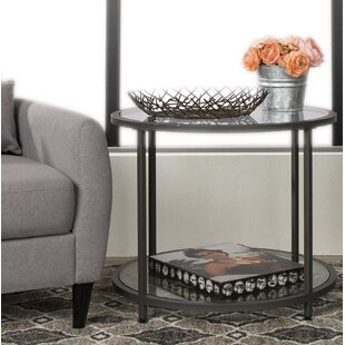 Comparison Camber End Table By Studio Designs HOME