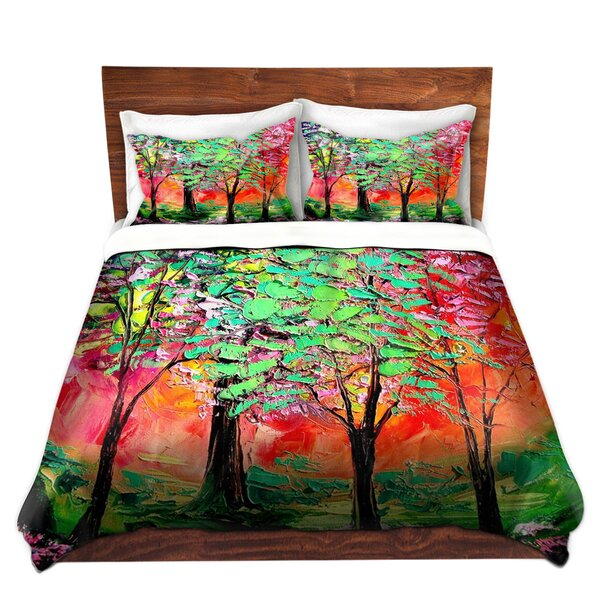 Thoughts Of Spring Duvet Cover Set