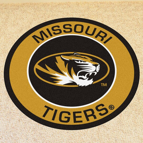 NCAA University of Missouri Roundel Mat by FANMATS
