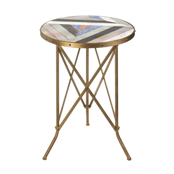 Carpinteria Tri-Leg End Table by Nikki Chu
