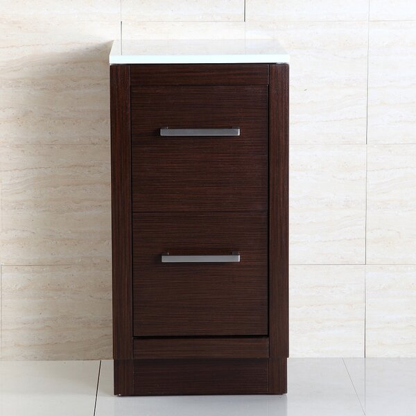 16 W x 31 H Cabinet by Bellaterra Home