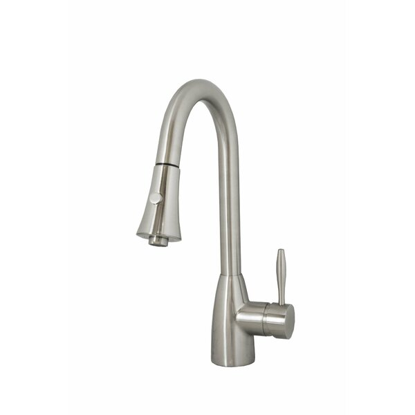 Varuna Single Handle Kitchen Faucet by Virtu USA