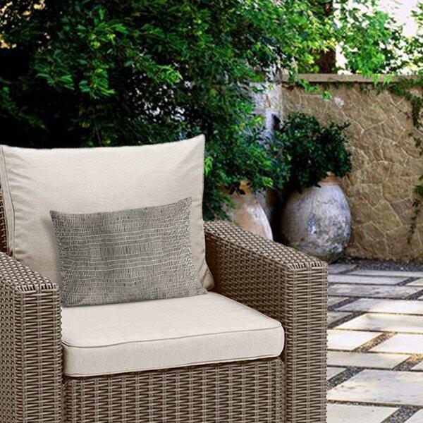 Snider Indoor/Outdoor Lumbar Pillow