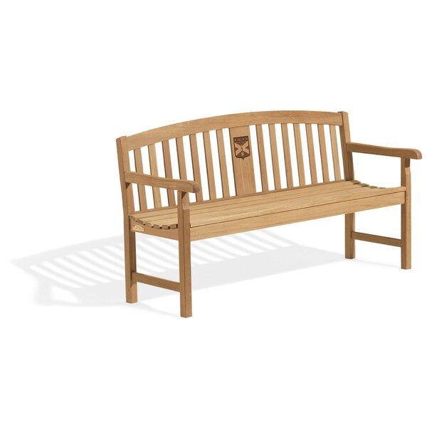Auer Wooden Garden Bench by Canora Grey