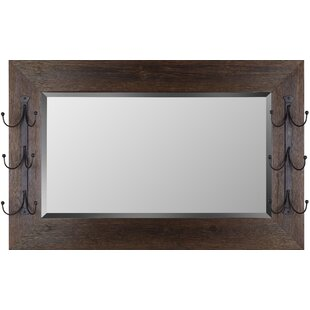 Best Reviews Torin Wall Mirror Bathroom/Vanity Mirror By Gracie Oaks