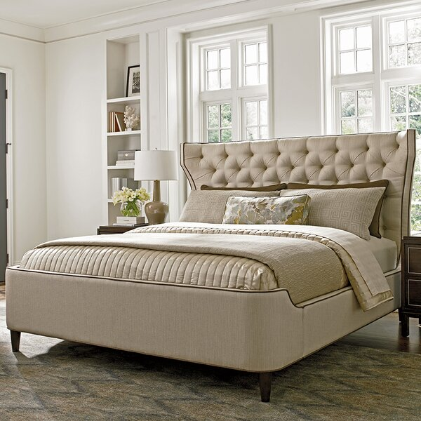 Macarthur Park Mulholland Upholstered Standard Bed by Lexington