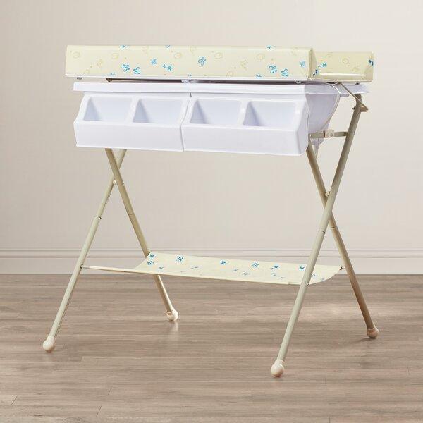 Baby Diego Bathinette Foldable Bathtub And Changer Combo U0026 Reviews | Wayfair