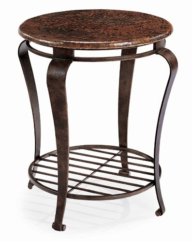 Clark End Table by Bernhardt