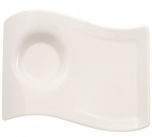 New Wave Caffe Party Plate by Villeroy & Boch