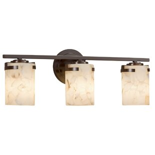 Price comparison Conovan 3-Light Vanity Light By Rosecliff Heights