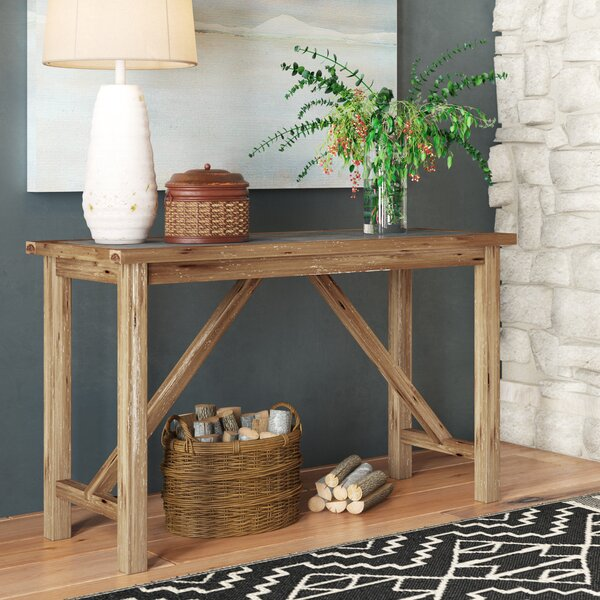 Review Brotherton Console Table