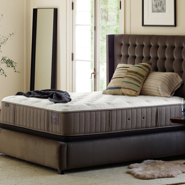 Estate 14 Plush Gel Memory Foam Mattress by Stearns & Foster