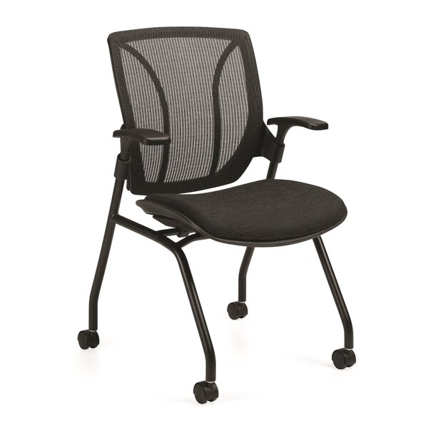 Roma Nester Mesh Desk Chair by Global Total Office