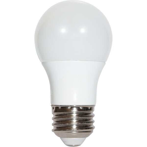 6W E26 Medium Standard LED Light Bulb (Set of 6) by Satco