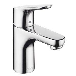 Focus Single Handle Single Hole Standard Bathroom FaucetModern Bathroom Sink Faucets   AllModern. Sink Faucet. Home Design Ideas