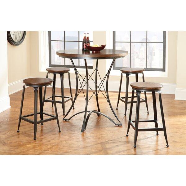 Fielding 5 Piece Pub Table Set