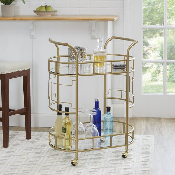 Panorama Bar Cart By Brayden Studio Herry Up