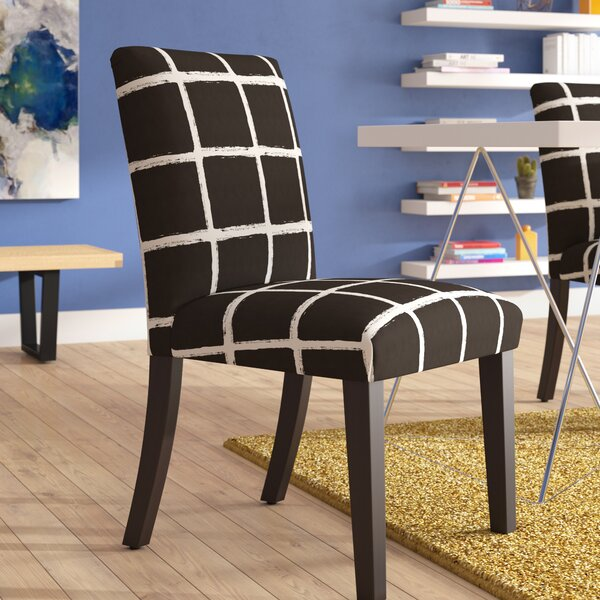 Stuckey Parsons Upholstered Dining Chair By Brayden Studio