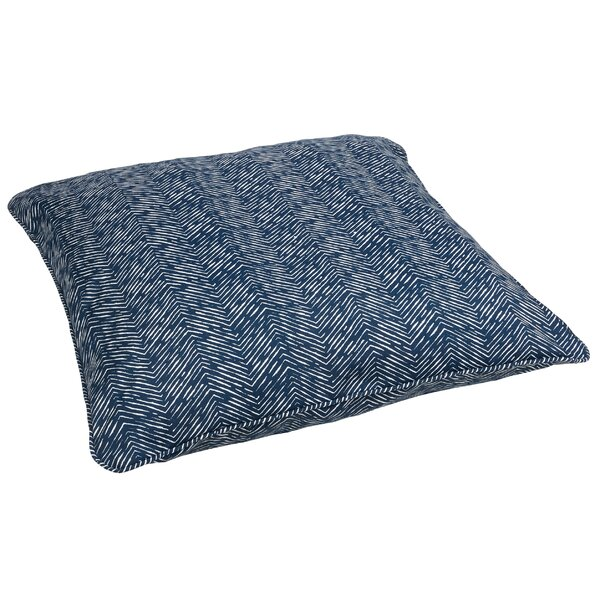 Northside Indoor/Outdoor Euro Pillow by Rosecliff Heights