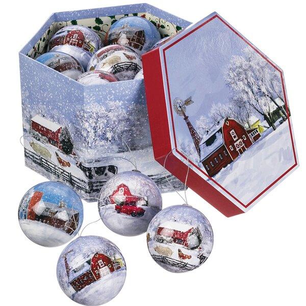 Christmas Ornament Sets.Christmas Ornament Sets You Ll Love In 2019 Wayfair