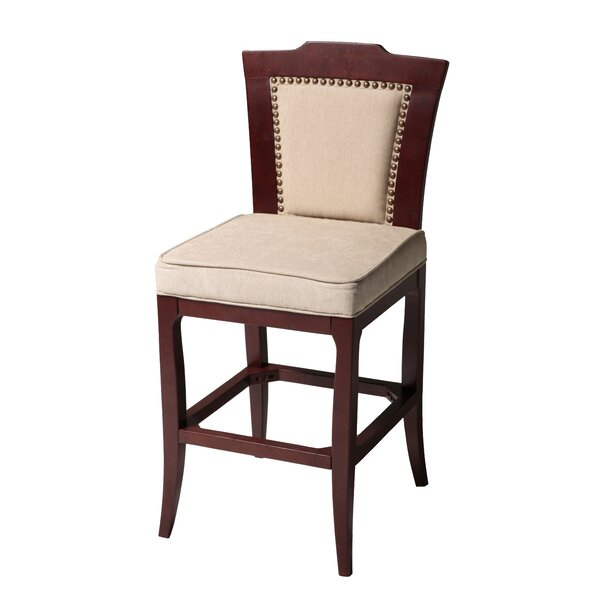 Brittney 30 Bar Stool by Darby Home Co