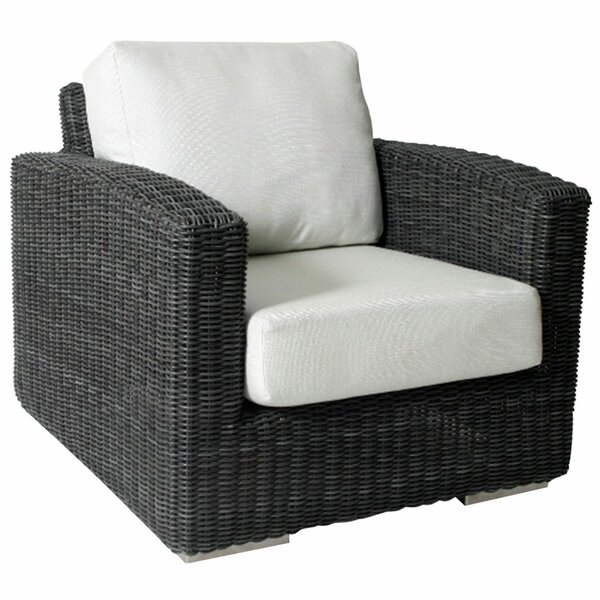 Peninsula Club Chair with Cushion by E9-Halo